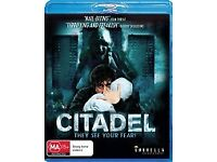 Citadel (2012) Blu-ray, not available in the UK! Like new!