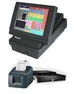 POS Uniwell TX-850 Touch Screen 4 Fast Food Restaurant Bar Cafe Chip Shop TX850 Cash register