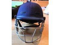 Masuri Adult VS Test Cricket Helmet with Steel Grille