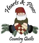 Hearts and Pines Country Quilts