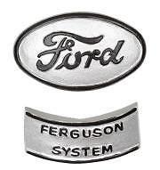 Hood Emblems Ford 9n 2n Tractors