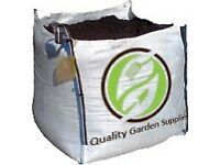 Bulk bag compost