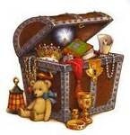 Peg's Treasure Chest