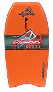 Crescent Tail Bodyboard