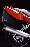 Ducati ST2 luggage and brackets