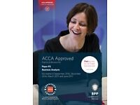 **NEW** ACCA P3 Business Analysis: Practice & Revision Kit (for exams until June'17)
