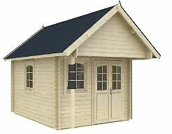 EZ LOG  Bunkie / Shed /  Cabin Kits With $300.00 of Extras Incl.
