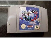 Rare Nintendo 64 Game Pilotwings 64 N64