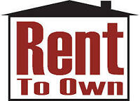 WHY RENT WHEN YOU CAN OWN??!