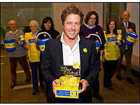 £9.75 p/h Helping Amazing People - Street Fundraising for Marie Curie! (CHL)