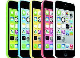 IPHONE 5C IN AS NEW CONDITION WITH WARRANTY Maddington Gosnells Area Preview