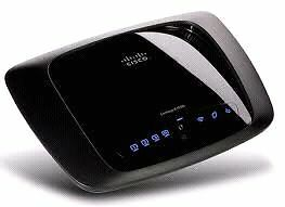 Cisco linksys wireless modem/router