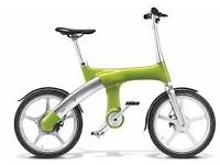 Mando Footloose IM Electric Bike- Only a Few Months Old - No chain!