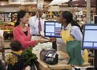 caissier, commis boutiques