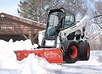 Affordable snow removal and sanding services