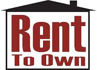 RENT TO OWN IN BARRIE