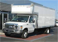 NEED A TRUCK FOR YOUR MOVING JOB? CALL FOR A FREE QUOTE!