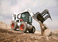 Excavating and removal services