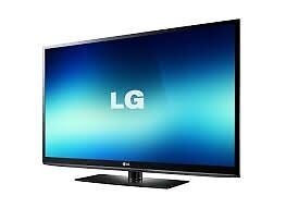 "60"" LG TV with build in free view £240,good working order,price is negotiable,need quick sale."