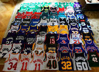 Variety of authentic Adidas NBA Jerseys