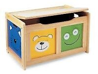 Four Friends Toy Box
