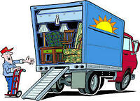 WE WILL MOVE YOU TODAY, 2 MOVERS AND TRUCK $75/HOUR