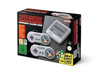 Snes mini classic with added games