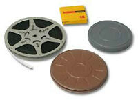 8mm digital film reels tranfer to DVD