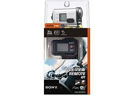 Sony Action Cam AS100V Action Cam with Wi-Fi & GPS brand new