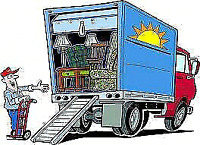 Mover $70/- per hour with two helpers & 16' Box Truck