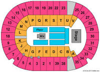2 Lower Level Great CHEAP Ed Sheeran tix 4 Sale for $50