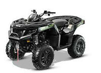 2015 ARCTIC CAT 700 XR LTD NEW BODY STYLE !!!