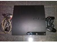 Ps3 for sale with controller