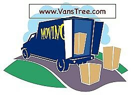 MAN AND VAN REMOVAL & HOUSE MOVING SERVICE SMALL LARGE BIG LUTON TRUCK HIRE WITH TAIL LIFT MOVERS