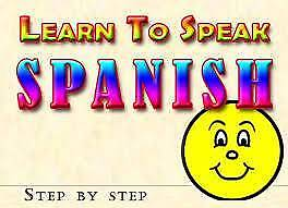 LEARN TO SPEAK SPANISH STEP BY STEP