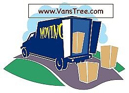 ☎️ MAN AND VAN REMOVALS & DELIVERY SERVICE MOVING TRUCK HIRE LUTON TRUCK WITH TAIL LIFT HOUSE MOVING