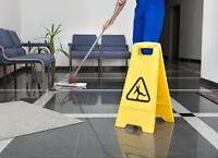 Cleaning Company looking for cleaning sub -contract jobs