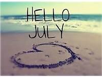 TRECCO BAY CARAVAN HIRE - JULY 2018 AVAILABLE DATES