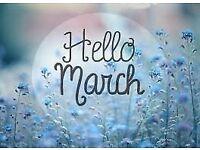 TRECCO BAY CARAVAN HIRE - MARCH 2018 DATES