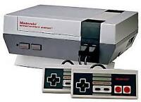 Looking to buy nintendo systems, games and accessories