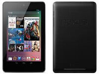 7-inch Asus Nexus Android Tablet - Wi-Fi + 3G