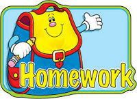 Homework and assignments completed now!