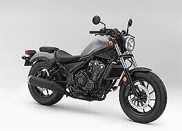 2018 Honda Rebel 500 for sale,  only 763kms! Lots of Warranty!