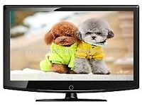 """42"""" LCD tv built in freeview full hd can deliver"""