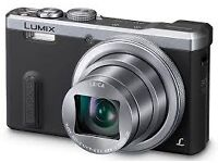 LUMIX DMC-ZS40 30X Super Zoom 18.1mp Travel Digital Camera - Silver