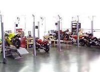 Full time Journeyman Mechanic / 4th year Apprentice.