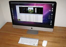iMac 27inch 2.93ghz i7 240GB SSD 16GB RAM Sydney City Inner Sydney Preview