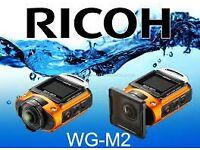 ricoh waterproof camera