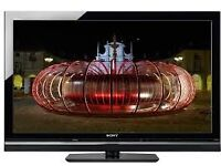 """SONY BRAVIA 52""""LCD TV,FREE-VIEW-SAT,FREE DELIVERY"""