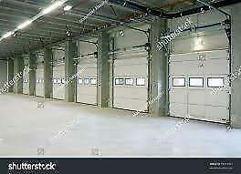 DOCK DOOR / WAREHOUSE DOORS REPAIRS AND MAINTENANCE 647-274-7476